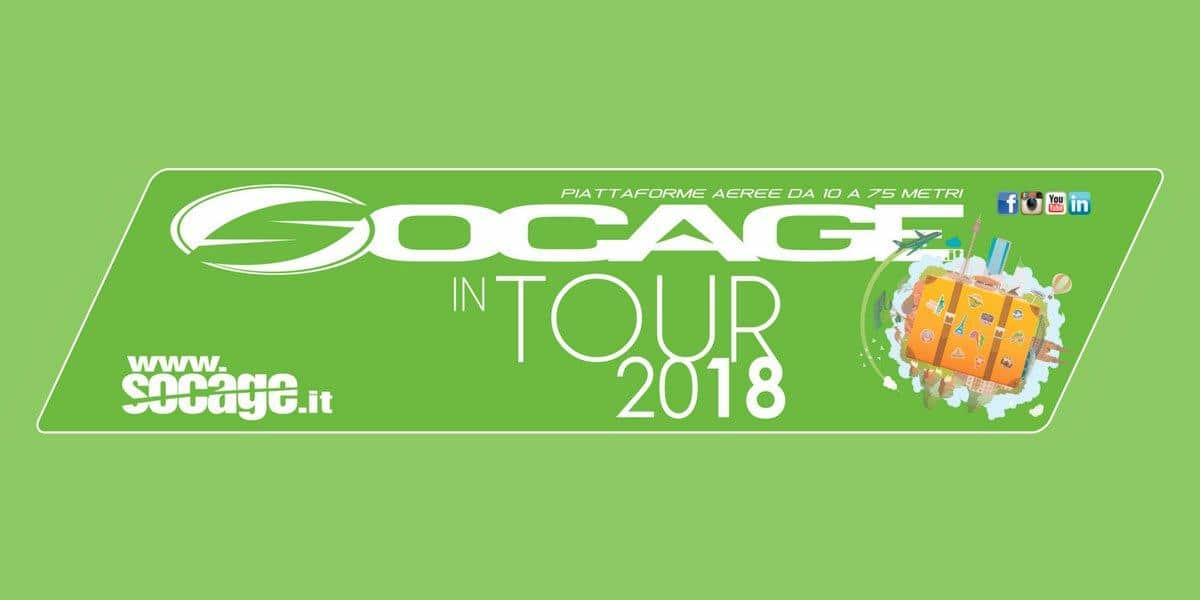 socage in tour 2018