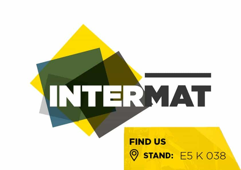 find us at intermat 13