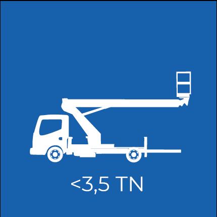 Bucket truck platforms