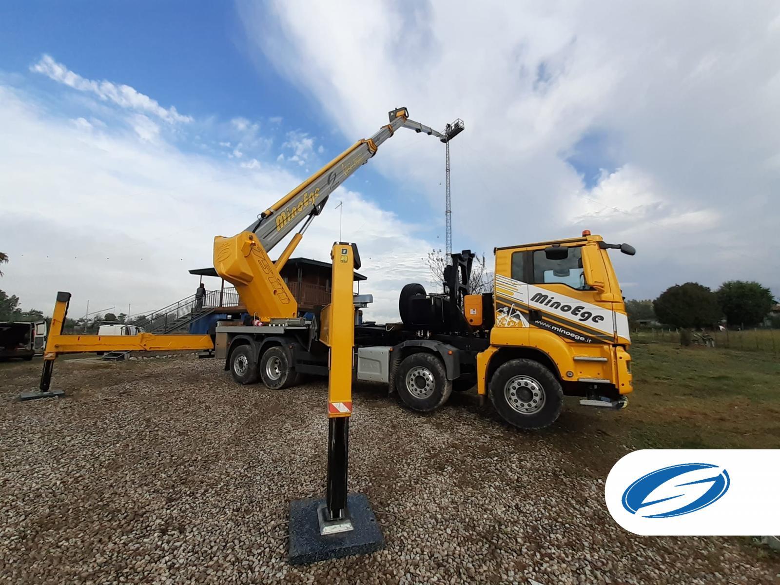 Aerial work platform 75TJ