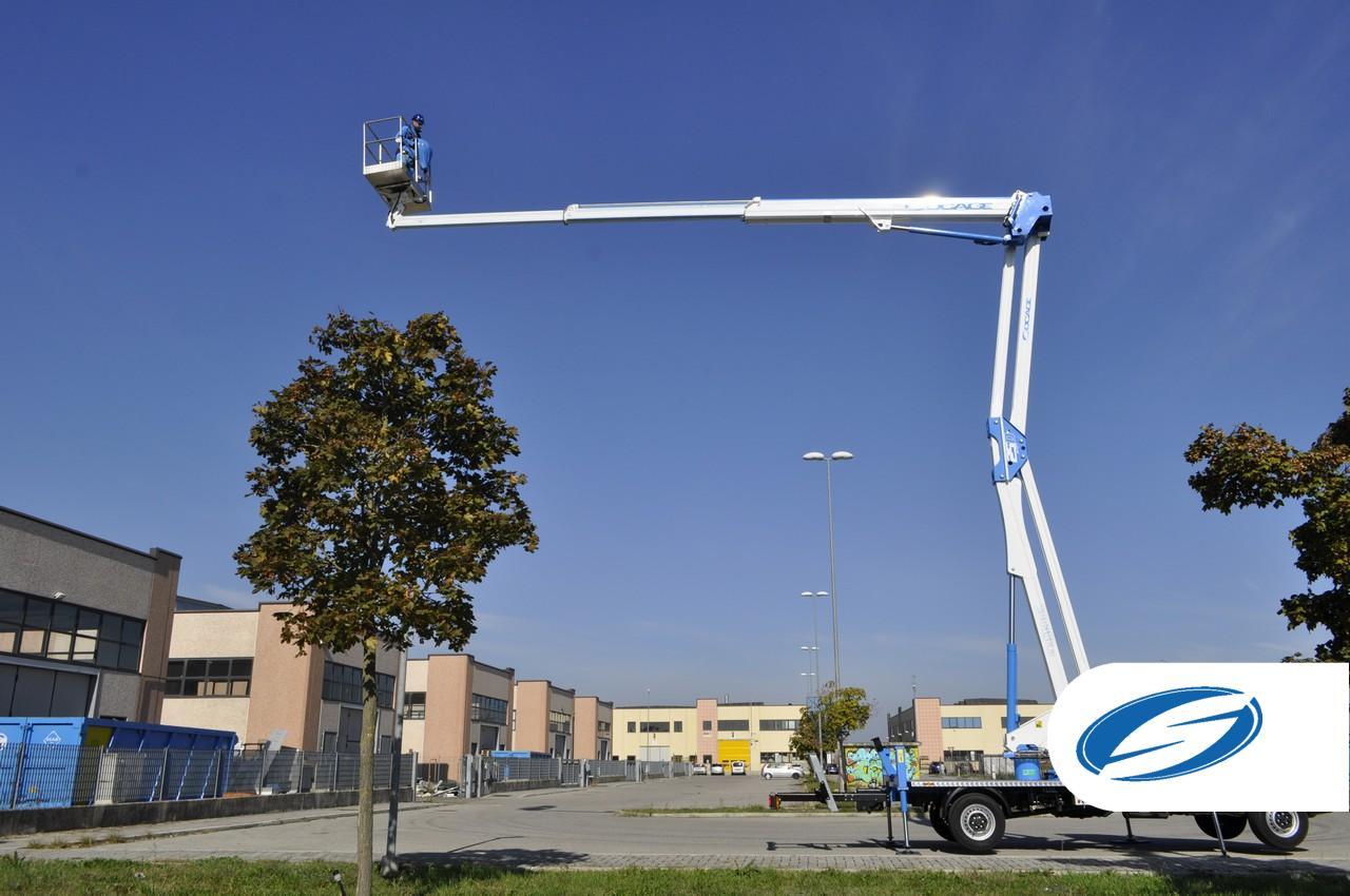 25D Aerial work platform