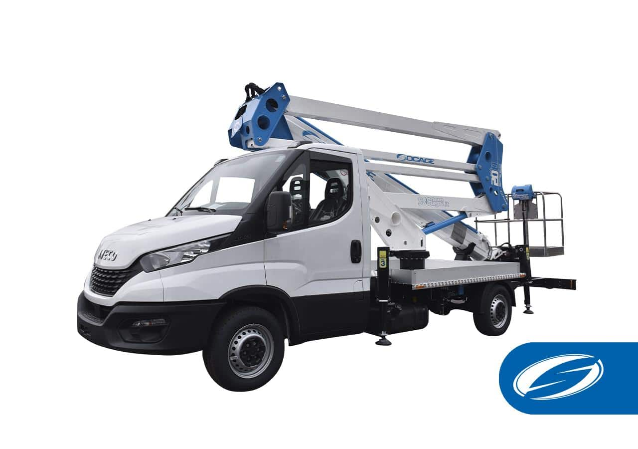 Aerial work platform ForSte 20D SPEED