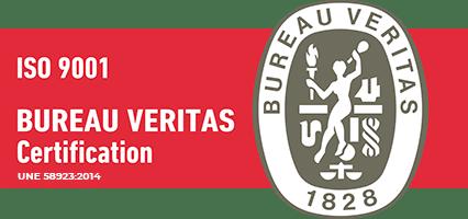 BureauVeritas Logo une