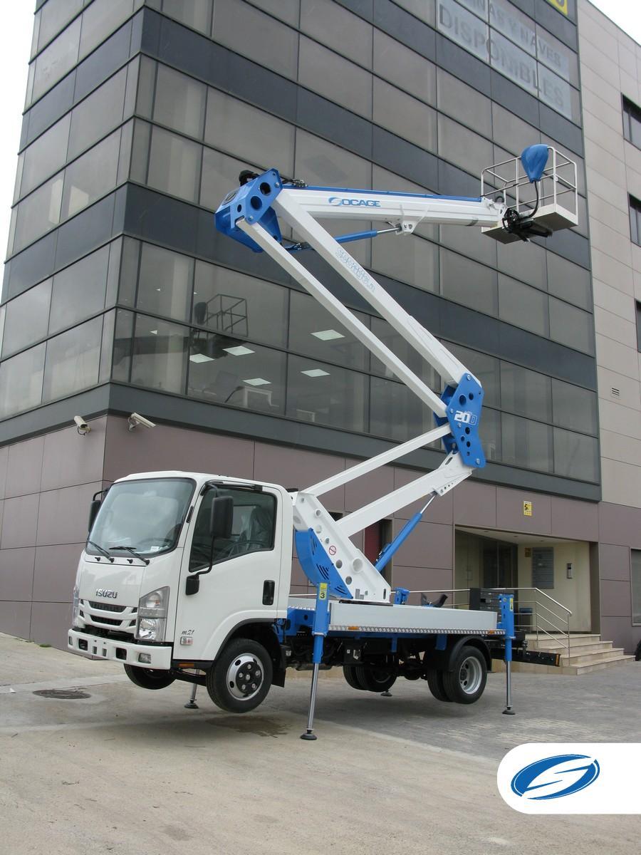 ForSte 20D speed aerial work platform