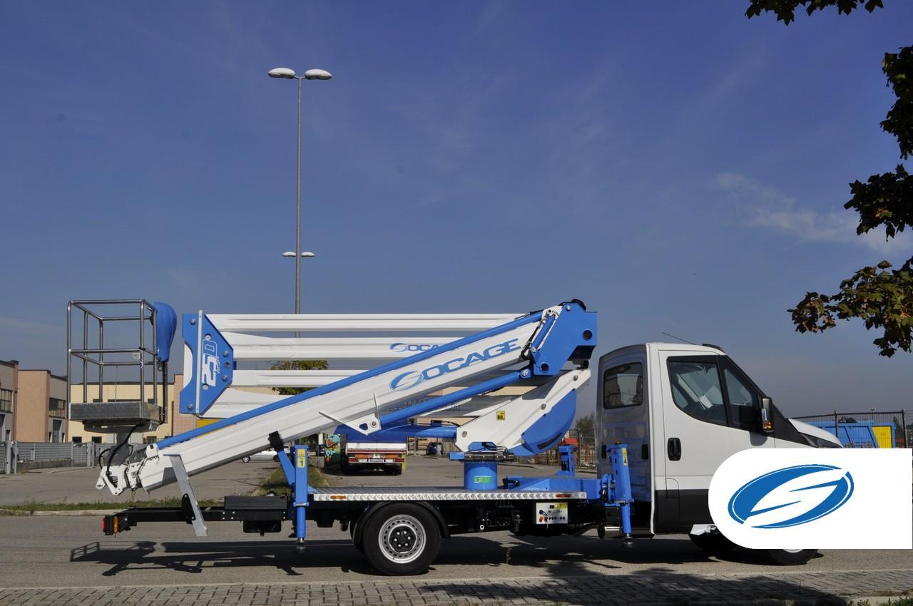 ForSte 25D SPEED Boom lift Truck