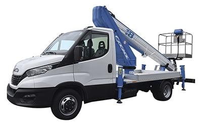 Bucket truck ForSte 18T