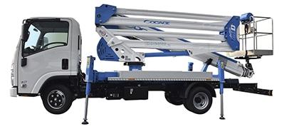 Bucket truck ForSte 28D