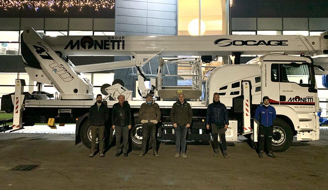 MONETTI GROUP, the dream comes true