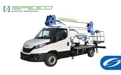 New range of platforms with speed automatic stabilization